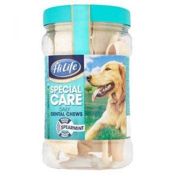 HiLife Dental Chews Spearmint