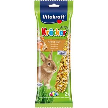 Vitakraft Kracker Popcorn – Honey Rabbit
