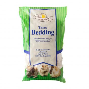 Harrisons Small Animal Tissue Bedding Large (160g)