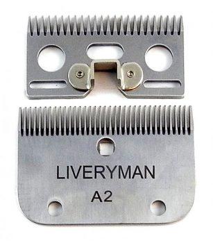 Liveryman A2 Cutter & Comb