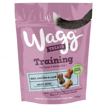 Wagg Training Treats 125g
