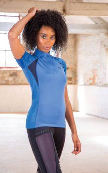 Aubrion Highgate Short Sleeve Base Layer – Ladies