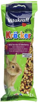Vitakraft Kracker Wild Berry & Elderberry Rabbit