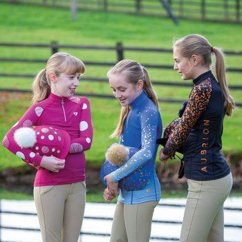 Aubrion Alverstone Childs Cross Country Shirt