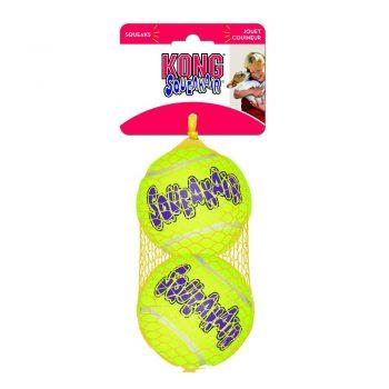 Kong Air Squeaker Tennis Balls 2 Pack