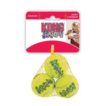 Kong Air Squeaker Tennis Balls 3 Pack