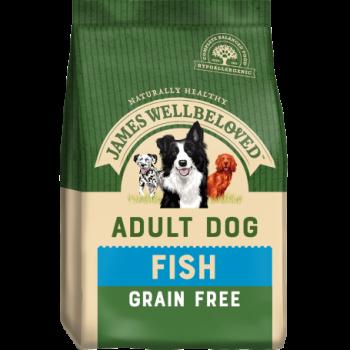 JWB Adult Grain Free Fish