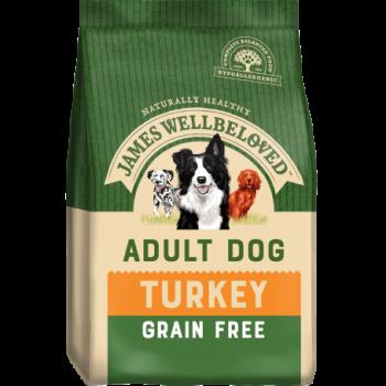 JWB Adult Grain Free Turkey