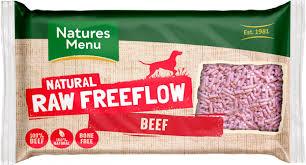 Natures Menu Beef Freeflow Mince 2Kg