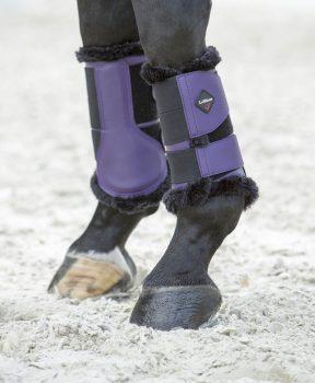LeMieux Fleece Lined Brushing Boots