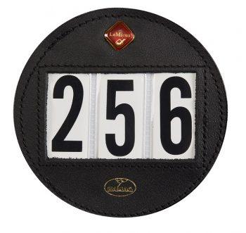 LeMieux Bridle Number Holder
