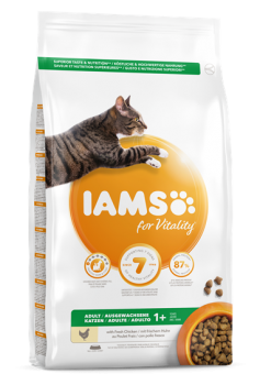 Iams Vitality Adult Cat Chicken 2Kg