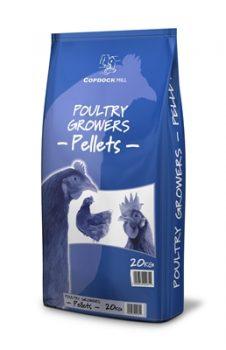 Copdock Mill Poultry Grower Pellets 20kg