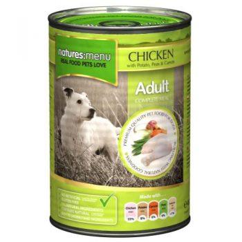 Natures Menu Chicken 400g Can