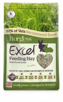 Burgess Excel Forage