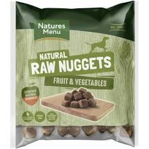 Natures Menu Fruit & Veg Nuggets 1Kg