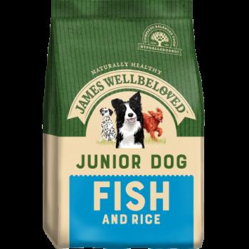 JWB Junior Fish 2Kg