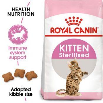 Royal Canin – Kitten Sterilised