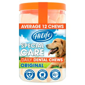 HiLife Dental Chews For Dogs