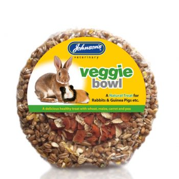Johnsons Rabbit & Guinea Pig Veggie Bowls