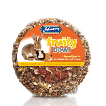 Johnsons Rabbit & Guinea Pig Fruity Bowls