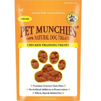 Pet Munchies Dog Training Treats Chicken