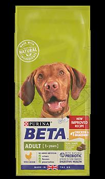 Beta Adult Dry Food Chicken