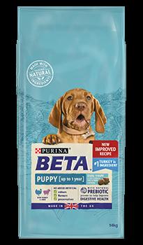 Beta Puppy Turkey & Lamb 2kg