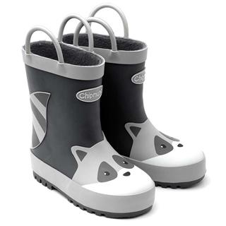 Chipmunks River Racoon Wellington Boots
