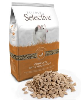 Supreme Science Selective Rat 1.5Kg