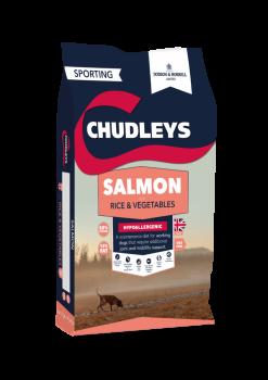 Chudleys Salmon 15kg