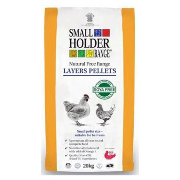 Small Holder Layers Pellets
