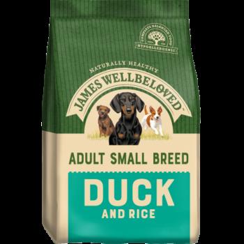 JWB Adult Small Breed Duck 1.5kg
