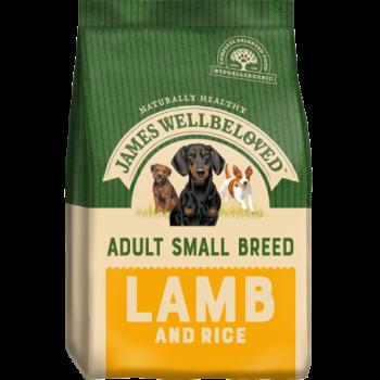 JWB Adult Small Breed Lamb 1.5kg