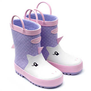 Chipmunks Una Wellington Boots