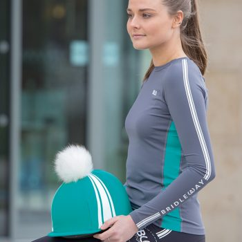 Bridleway Dynamic Long Sleeve Base Layer – Adult