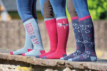 Bridleway Hemlock Socks (3 Pack)