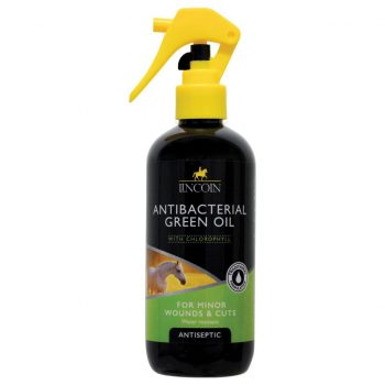Lincoln Antibacterial Green Oil 250ml
