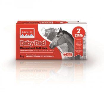 Rockies Baby Red 2kg
