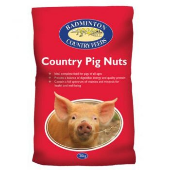 Badminton Country Pig Nuts 20kg