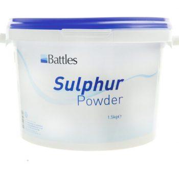 Battle Sulphur Powder 1.5kg