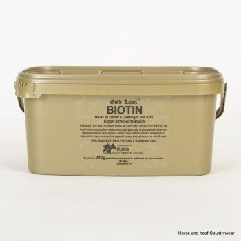 Gold Label Biotin 900g
