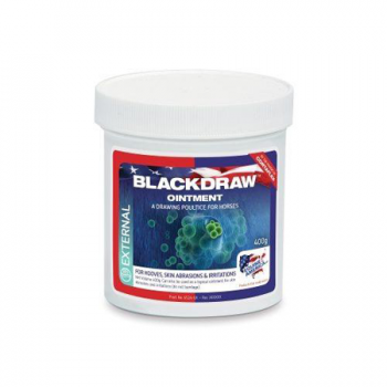 Equine America Blackdraw Ointment 400g