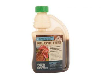 Global Herbs Breathe Free 250ml