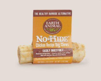 Earth Animal Chicken No-Hide Wholesome Chews