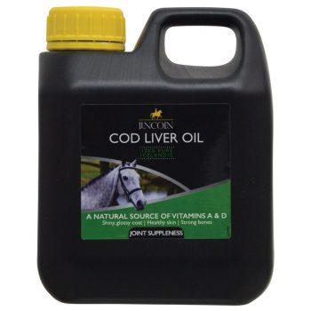Lincoln Cod Liver Oil 1L