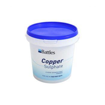 Battles Copper Sulphate 1kg