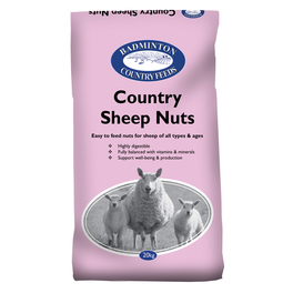 Badminton Country Sheep Nuts 20kg