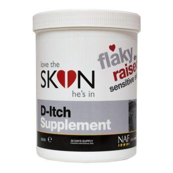 NAF D-Itch Supplement 780g