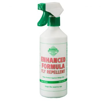 Barrier Enhanced Formaula Fly Repellent 500ml